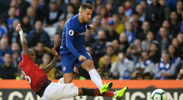 Goals and Highlights Video: Chelsea 2-2 Man Utd